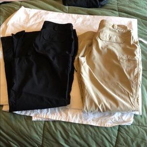 Duluth Trading Co Dry on the fly pants 12x33
